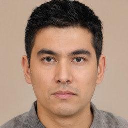 Handicapper Jimmy Liu Fotografia de perfil