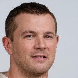 Handicapper Ryan Davis Fotografia de perfil