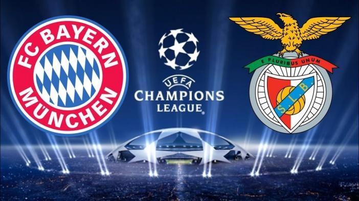 Palpite Benfica vs. Bayern Munich 20 Oct 2021