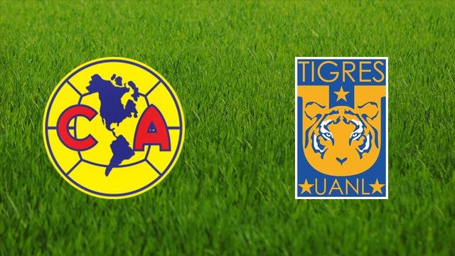 Palpite America vs. Tigres UANL 23 Oct 2021